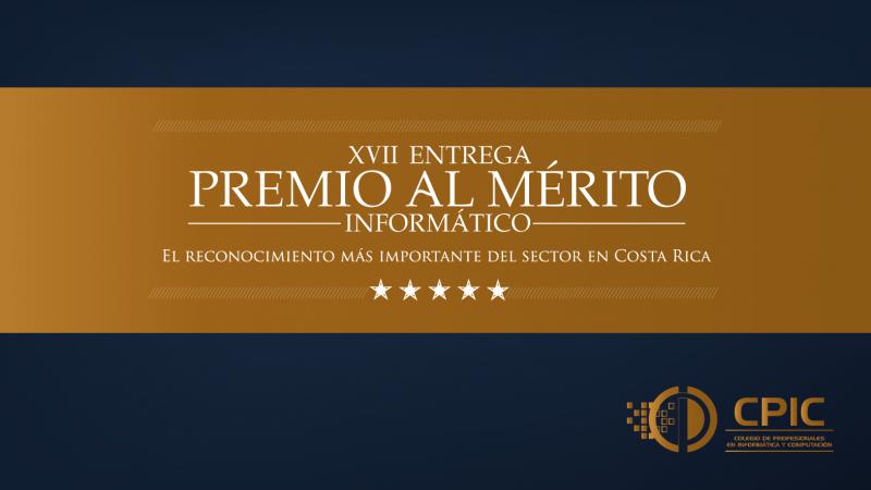 """CPIC entregó el """"Premio al Mérito Informático"""" a organizaciones y profesionales destacados en Tecnología de la Información"""