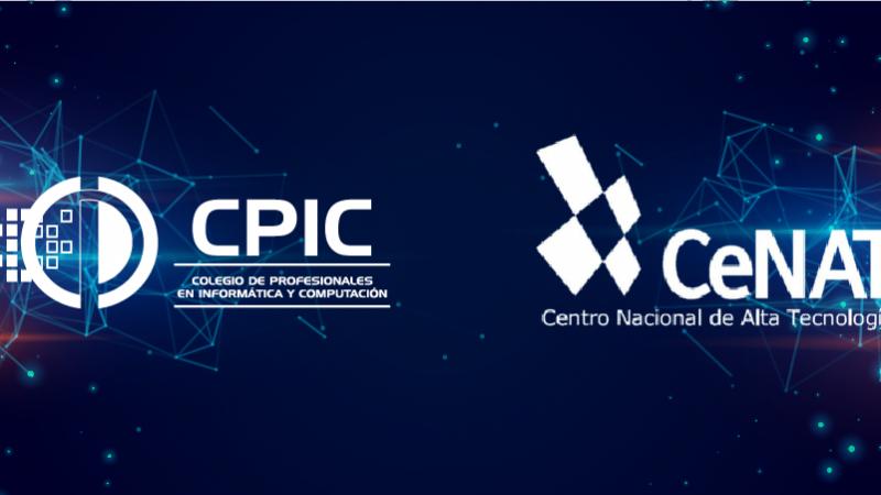 CPIC y CeNAT firman alianza para potenciar el desarrollo de las tecnologías en el país
