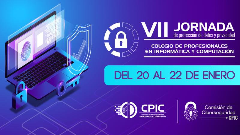 Colegio de Informáticos realizará charlas sobre Protección de Datos Personales y Privacidad abiertas a todo público
